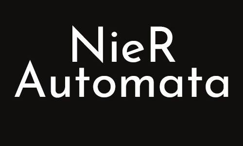 【ニーア オートマタ攻略】「ゲームクリエイターロボ Lv3」(遊園地廃墟-04)(自分用メモ サブクエスト編)「NieR:Automata」